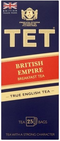 TET BRITISH EMPIRE TEA